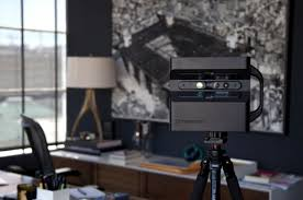 matterport camera in office