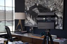 matterport camera in office
